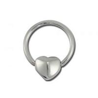 Nordik Piercing: Boutique en ligne de piercings: Anneau coeur