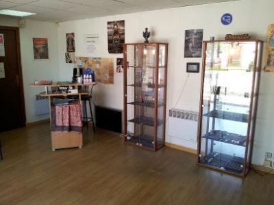 Nordik Piercing: Espace de vente