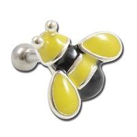 Nordik Piercing: Boutique en Ligne: Micro-barbell abeille