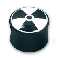 Nordik Piercing: Boutique en Ligne: Plug en corne radioactivité