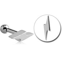 Nordik Piercing: Boutique en Ligne: Micro-barbell éclair