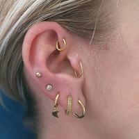 Nordik Piercing: Studio de piercing dans le 76: piercing anti-helix