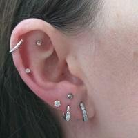 Nordik Piercing: Studio de piercing dans le 76: piercing oreille