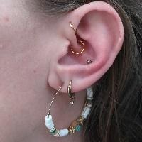 Nordik Piercing: Studio de piercing dans le 76: piercing anti-helix, daith, conch, lobes